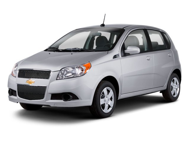 2011 Chevrolet Aveo LT w1LT Front Wheel Drive Power Steering Front DiscRear Drum Brakes Wheel