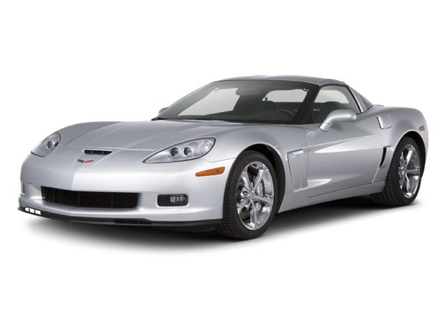 2011 Chevrolet Corvette Z16 Grand Sport w2LT LockingLimited Slip Differential Rear Wheel Drive