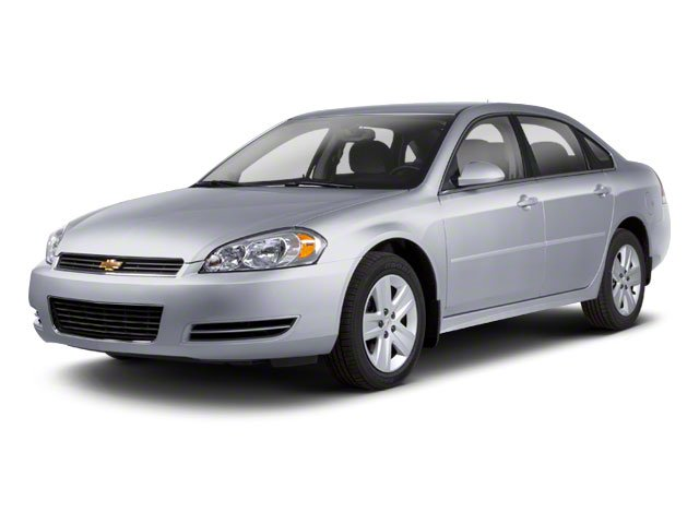 2011 Chevrolet Impala LT Retail Front Wheel Drive Power Steering ABS 4-Wheel Disc Brakes Tracti