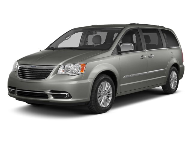 2011 Chrysler Town  Country Touring-L Front Wheel Drive Power Steering ABS 4-Wheel Disc Brakes