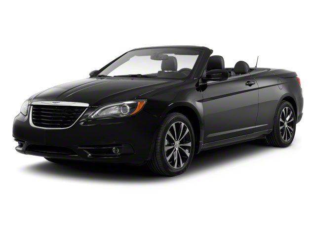 2011 Chrysler 200 Touring 27V TOURING CUSTOMER PREFERRED ORDER SELECTION PKG  -inc 36L V6 engine