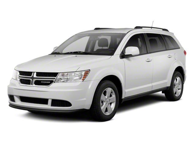 2011 Dodge Journey LUX Front Wheel Drive Power Steering ABS 4-Wheel Disc Brakes Tires - Front P