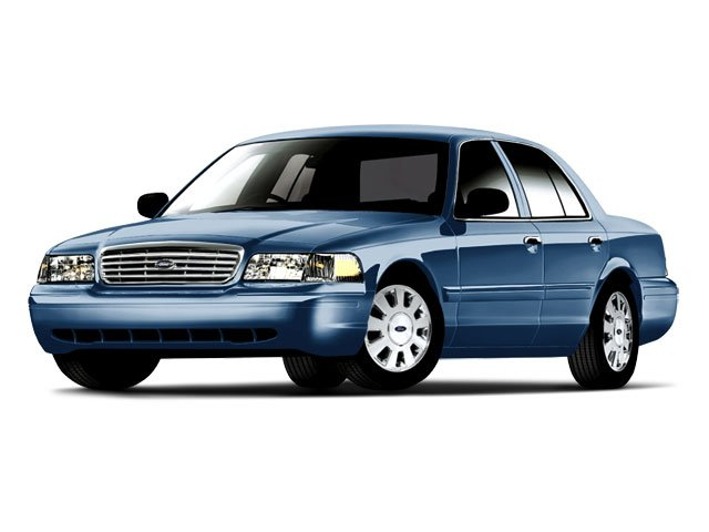 2011 Ford Crown Victoria LX