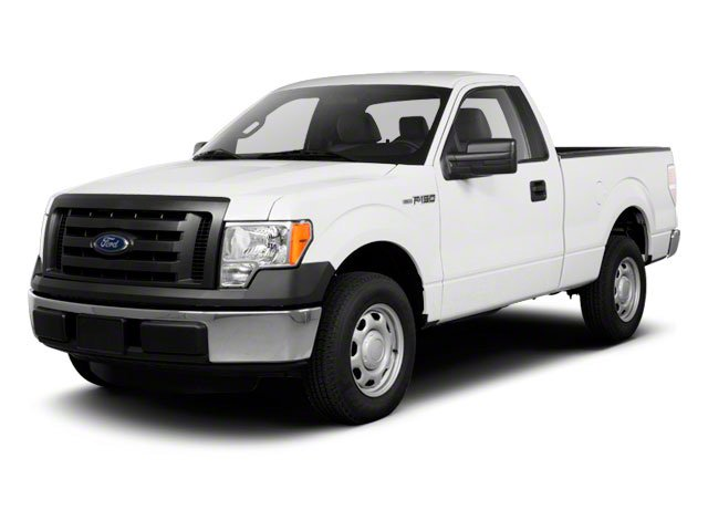 2011 Ford F-150 2WD Rear Wheel Drive Power Steering 4-Wheel Disc Brakes Conventional Spare Tire
