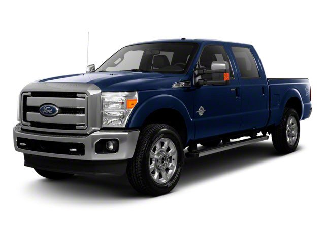 2011 Ford Super Duty F-250 SRW Lariat Crew Cab 4WD 4x4 Four Wheel Drive Tow Hitch Tow Hooks Powe