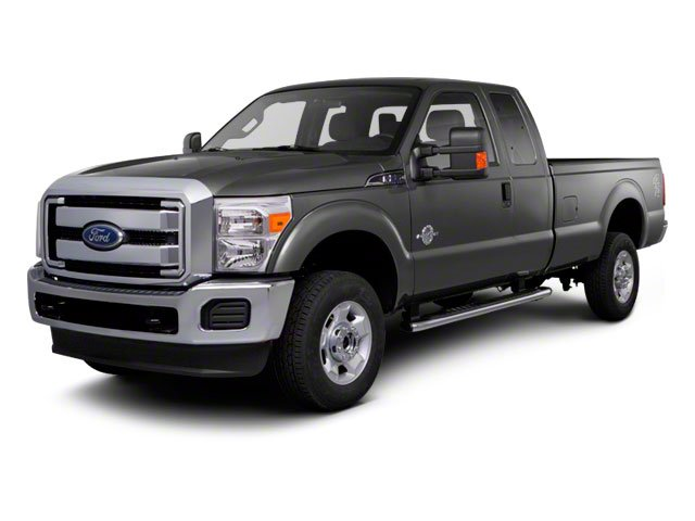 2011 Ford Super Duty F-350 SRW 162 inch W.B. 4D