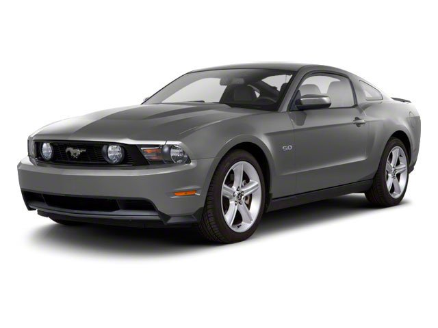 2011 Ford Mustang GT Rear Wheel Drive Power Steering 4-Wheel Disc Brakes Aluminum Wheels Tires