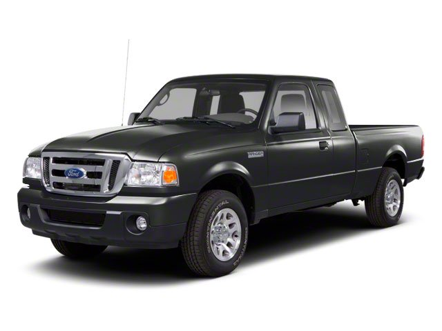 2011 Ford Ranger XLT Rear Wheel Drive Power Steering 4-Wheel Disc Brakes Tires - Front All-Seaso