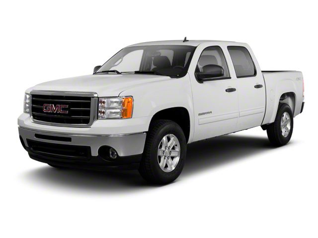 2011 GMC Sierra 1500 SLE Rear Wheel Drive Power Steering ABS Front DiscRear Drum Brakes Chrome