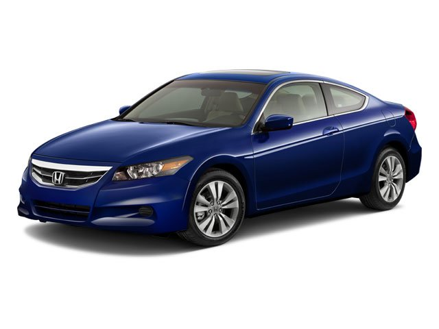2011 Honda Accord Cpe EX Front Wheel Drive Power Steering 4-Wheel Disc Brakes Aluminum Wheels T