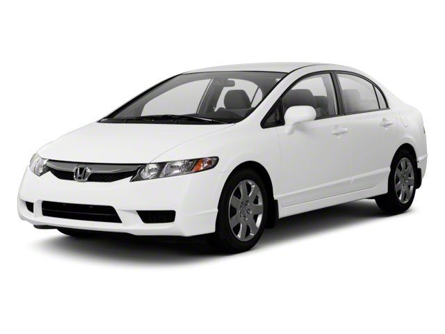 2011 Honda Civic Sdn LX 160-Watt AMFMCD Audio System4 SpeakersAMFM radioCD playerMP3 decoder