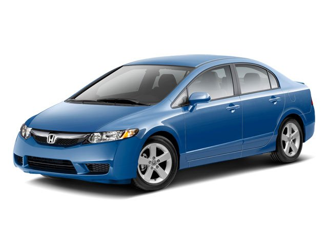 2011 Honda Civic Sedan LX-S