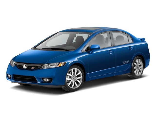 2011 Honda Civic Sedan Si