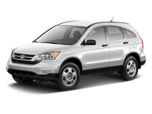 2011 Honda CR-V LX Front Wheel Drive Power Steering 4-Wheel Disc Brakes Steel Wheels Tires - Fr