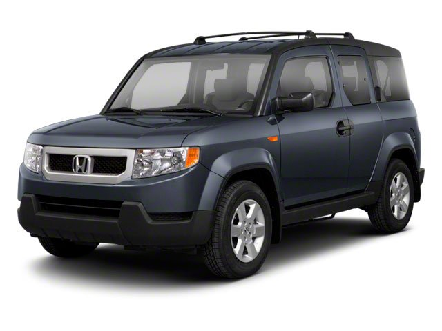 2011 Honda Element EX Front Wheel Drive Power Steering 4-Wheel Disc Brakes Aluminum Wheels Tire