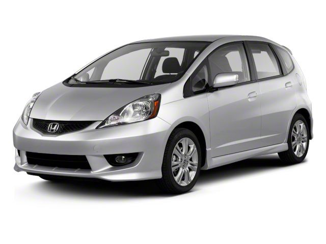 2011 Honda Fit Sport Front Wheel Drive Power Steering Front DiscRear Drum Brakes Aluminum Wheel