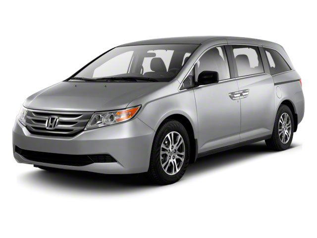 2011 Honda Odyssey EX Front Wheel Drive Power Steering 4-Wheel Disc Brakes Aluminum Wheels Tire