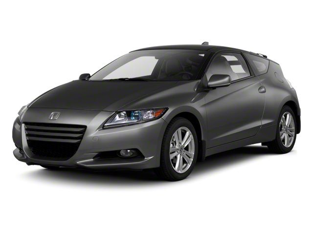 2011 Honda CR-Z EX Front Wheel Drive Power Steering 4-Wheel Disc Brakes Aluminum Wheels Tires -