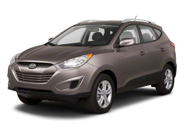2011 Hyundai Tucson Limited Front Wheel Drive Power Steering 4-Wheel Disc Brakes Aluminum Wheels