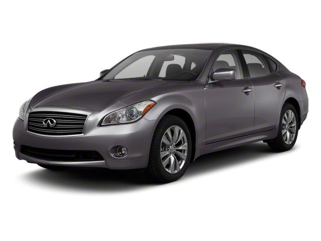 2011 Infiniti M56 Sedan Rear Wheel Drive Power Steering 4-Wheel Disc Brakes Aluminum Wheels Tir