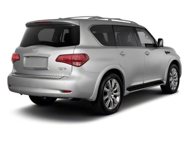 2011 INFINITI QX56 8-passenger 1