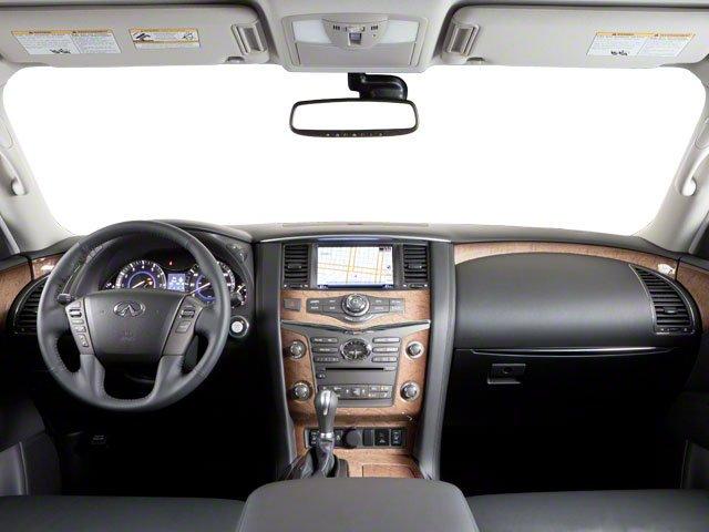 2011 INFINITI QX56 8-passenger 3