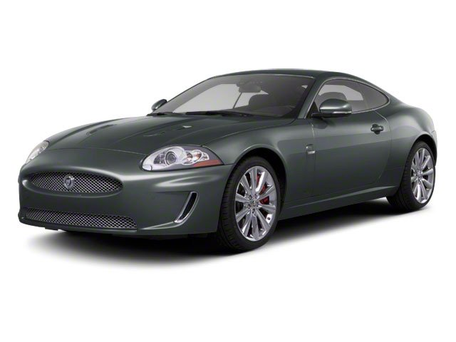2011 Jaguar XK XK Coupe 2D Rear Wheel Drive Power Steering 4-Wheel Disc Brakes Aluminum Wheels