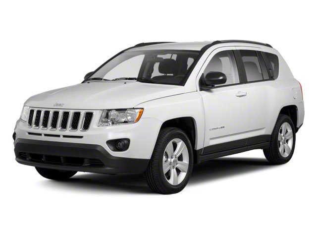 2011 Jeep Compass Sport SUV 4D Front Wheel Drive Power Steering Aluminum Wheels Tires - Front Al