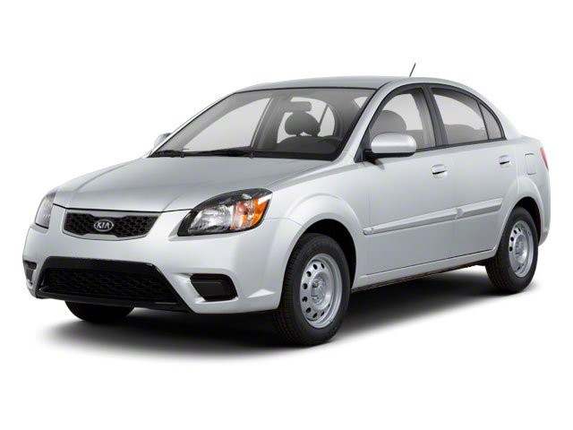 2011 Kia Rio Sedan Driver door binIntermittent WipersCD PlayerMP3 decoderRear Window Defroster