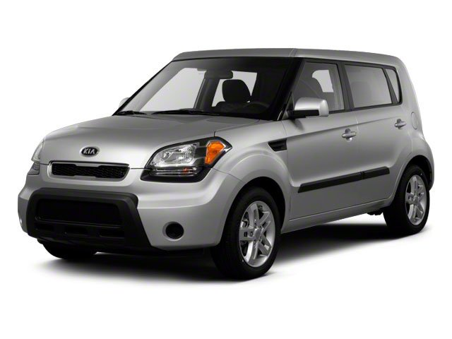 2011 Kia Soul  Front Wheel Drive Power Steering 4-Wheel Disc Brakes Wheel Covers Steel Wheels
