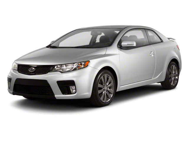 2011 Kia Forte Koup EX EBONY BLACK PWR TILT SUNROOF WHEEL LOCKS Front Wheel Drive Power Steerin