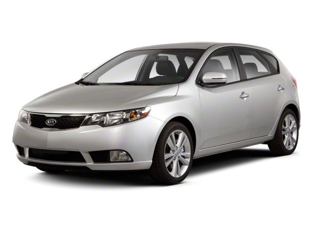 2011 Kia Forte 5-Door EX Front Wheel Drive Power Steering 4-Wheel Disc Brakes Aluminum Wheels T