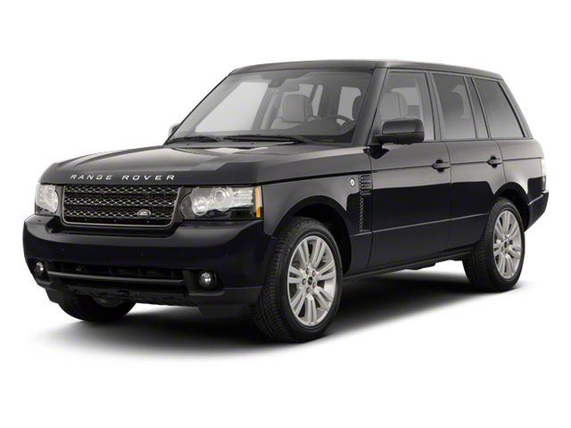 2011 Land Rover Range Rover HSE LUX Four Wheel Drive Air Suspension Power Steering 4-Wheel Disc