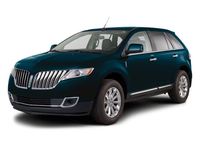 2011 Lincoln MKX  All Wheel Drive Power Steering 4-Wheel Disc Brakes Aluminum Wheels Tires - Fr