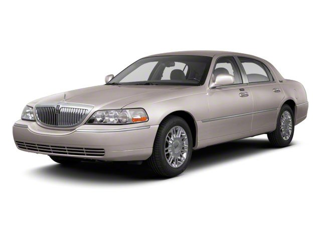 2011 Lincoln Town Car Signature Limited SIGNATURE LIMITED SERIES ORDER CODE Rear Wheel Drive Powe