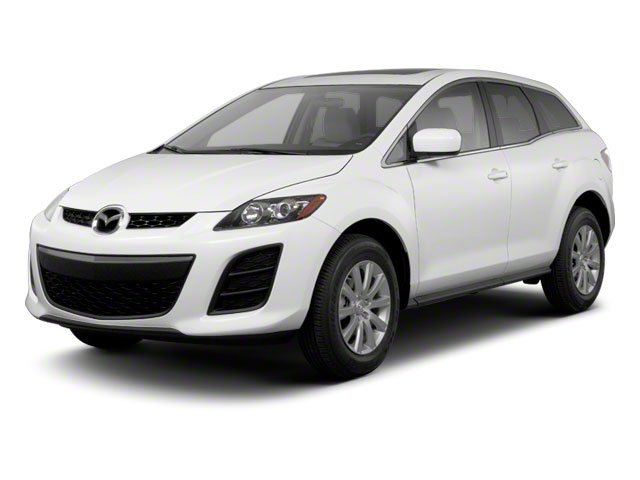 2011 Mazda CX-7 i Sport Front Wheel Drive Power Steering 4-Wheel Disc Brakes Aluminum Wheels Ti
