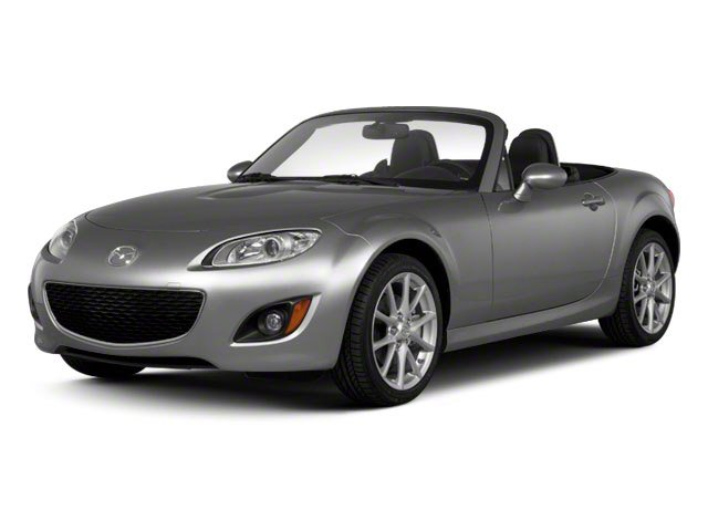 2011 Mazda MX-5 Miata Grand Touring Rear Wheel Drive Power Steering 4-Wheel Disc Brakes Aluminum