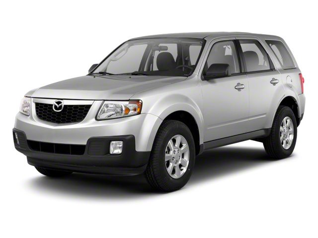 2011 Mazda Tribute i Sport Four Wheel Drive Power Steering Front DiscRear Drum Brakes Aluminum