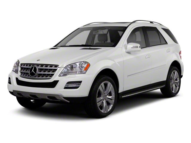 2011 Mercedes M-Class ML350 Rear Wheel Drive Power Steering 4-Wheel Disc Brakes Aluminum Wheels