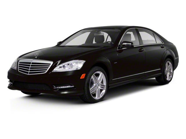 2011 Mercedes S-Class S550 Rear Wheel Drive Air Suspension Active Suspension Power Steering 4-W