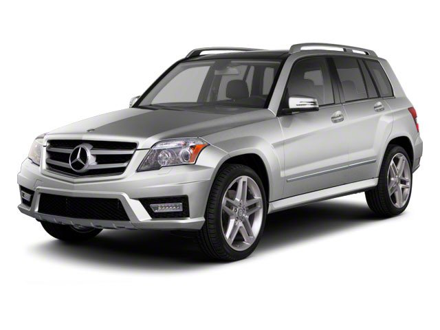 2011 Mercedes GLK-Class GLK350 Rear Wheel Drive Power Steering 4-Wheel Disc Brakes Aluminum Whee