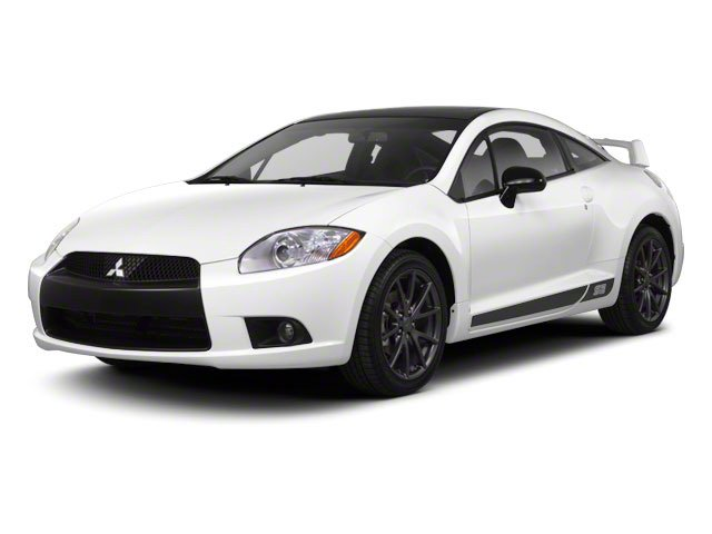 2011 Mitsubishi Eclipse GS Sport Front Wheel Drive Power Steering 4-Wheel Disc Brakes Aluminum W