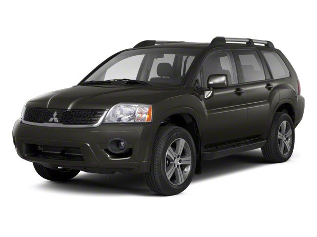 2011 Mitsubishi Endeavor LS Front Wheel Drive Power Steering 4-Wheel Disc Brakes Aluminum Wheels