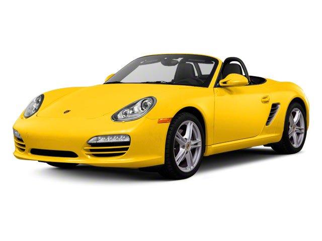 2011 Porsche Boxster Spyder Rear Wheel Drive Power Steering 4-Wheel Disc Brakes Aluminum Wheels