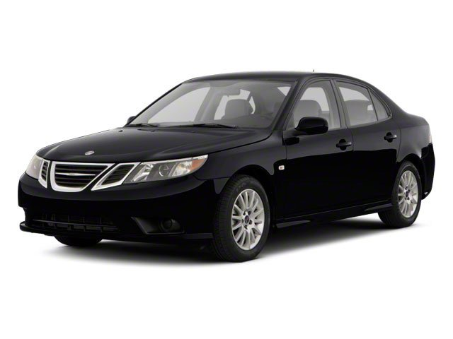 2011 Saab 9-3 4DR SDN AT FWD Turbocharged Front Wheel Drive Power Steering 4-Wheel Disc Brakes