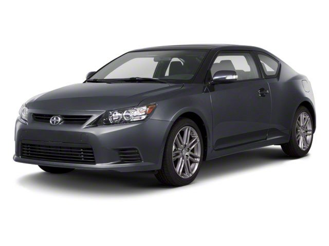 2011 Scion tC BLACK Front Wheel Drive Power Steering 4-Wheel Disc Brakes Aluminum Wheels Tires