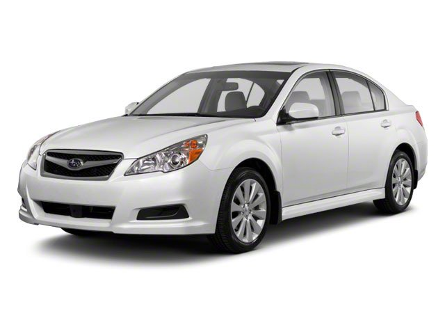 2011 Subaru Legacy  All Wheel Drive Power Steering 4-Wheel Disc Brakes Aluminum Wheels Tires -