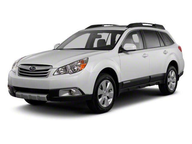 2011 Subaru Outback 36R All Wheel Drive Power Steering 4-Wheel Disc Brakes Aluminum Wheels Tir