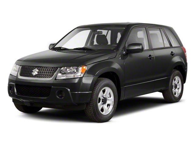 2011 Suzuki Grand Vitara Premium Rear Wheel Drive Power Steering 4-Wheel Disc Brakes Steel Wheel