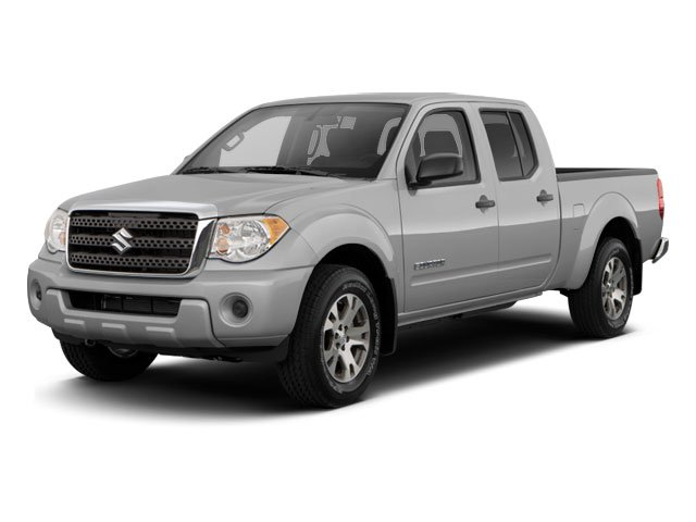 Used 2011 Suzuki Equator in New Iberia, LA